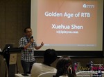 Albert Xeuhua Shen - CTO of iPinYou at the 2015 Beijing China & Asia Mobile and Internet Dating Expo and Convention
