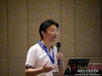 Dr. Song Li - CEO of Zhenai at the May 28-29, 2015 Beijing China Online and Mobile Dating Industry Conference