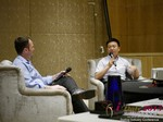 OPW Interview with Jason Tian - CEO of Baihe at the 2015 Beijing China Mobile and Internet Dating Expo and Convention