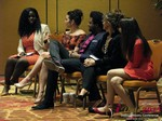 Essence Magazine Panel - Charreah Jackson, Laurie Davis-Edwards, Thomas Edwards, Renee Piane, Julie Spira at the 2015 Internet Dating Super Conference in Las Vegas