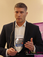 Hristo Zlatarsky CEO Elitebook.bg With Insights On The Bulgarian Mobile And Online Dating Market at the October 14-16, 2015 Mobile and Online Dating Industry Conference in London