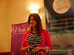 Juliette Prais CEO of Pink Lobster Dating Speaking at CEO Therapy at the United Kingdom iDate conference and expo for matchmakers and online dating professionals in 2015