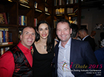 Networking Party At The Library In London For UK Dating And Match Making CEOs And Owners  at the E.U. iDate conference and expo for matchmakers and online dating professionals in 2015