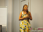 Svetlana Mukha - CEO of Diolli at the July 20-22, 2016 Premium International Dating Industry Conference in Limassol