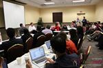 Alexander Harrington CEO da Snap Interactive Otc Stvi Percepções com Mark Brooks at idate 2016 miami for the global dating business