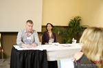 Jasbina Ahluwalia CEO da Intersections Match e Patrcik Fletcher sobre Matchmaking at the January 25-27, 2016 Miami Internet Dating Super Conference