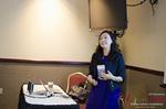 Violet Lim Fundadora da Lunch Atualmente Cobrindo os Mercados Dating Online de Singapura Malásia e Indonésia at Miami iDate2016