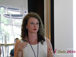 Melissa Mcdonald (Business Development at Yandex)  at the June 8-10, 2016 L.A. Online and Mobile Dating Indústria Conference