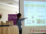Takuya Iwamoto (Diverse-yyc-co-jp)  at the 38th Mobile Dating Indústria Conference in L.A.