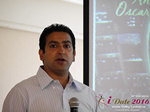 Tushar Chaudhary (Associate director at Verizon)  at the 2016 L.A. Mobile Dating Summit and Convention