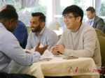 Speed Networking - Online Dating Industry Professionals at the 48th iDate2017 Studio City
