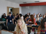 Audience at the July 19-21, 2017 Belarus International Romance Business Conference